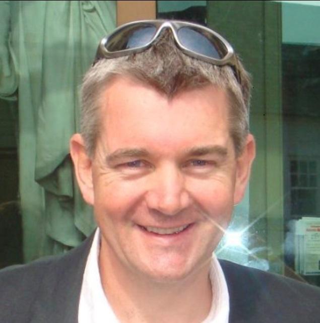 Colin Wells